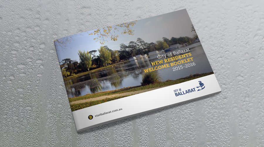 City of Ballarat New Residents Booklet