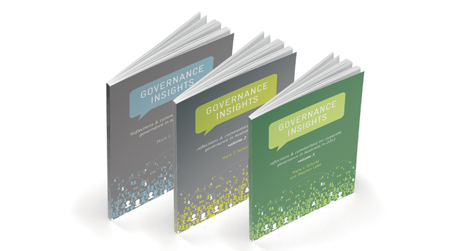 Governance Insights Books