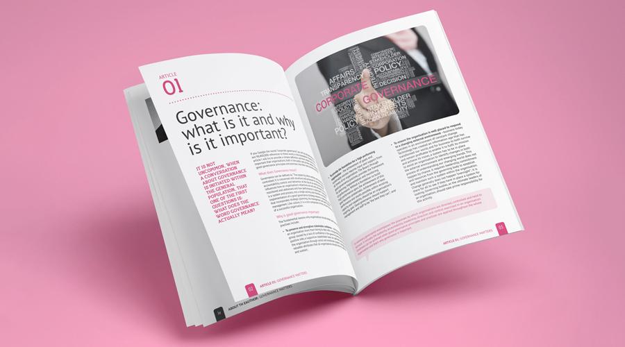 Governance Matters Brochure