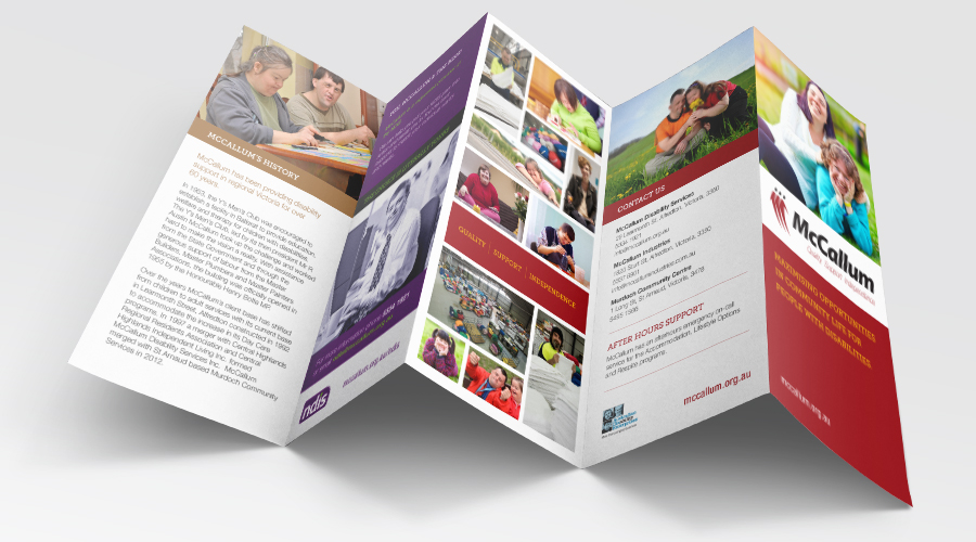 McCallum Industries Services Brochure