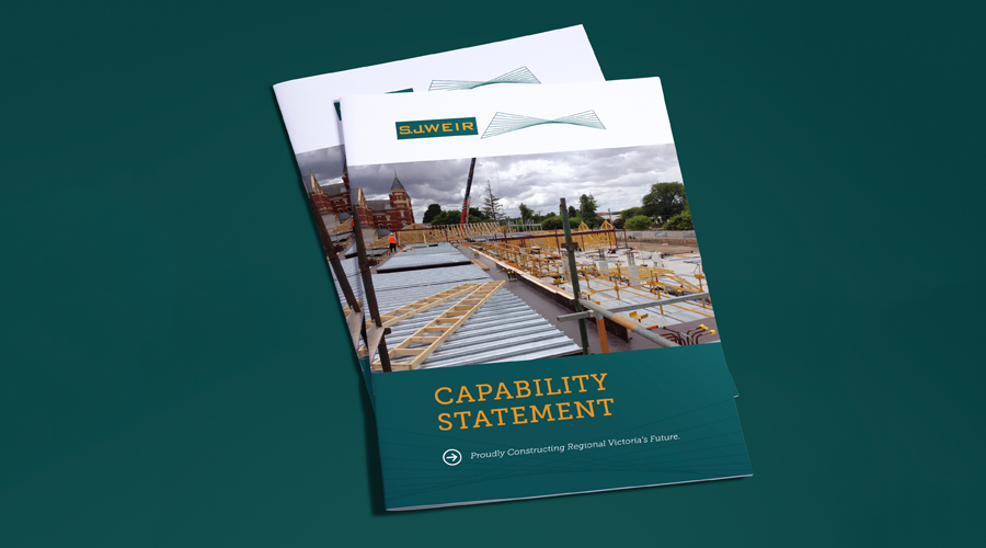 SJ Weir Capability Statement