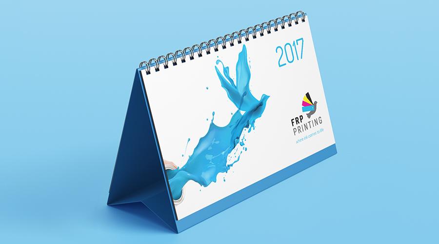 FRP 2017 Desk Calendar