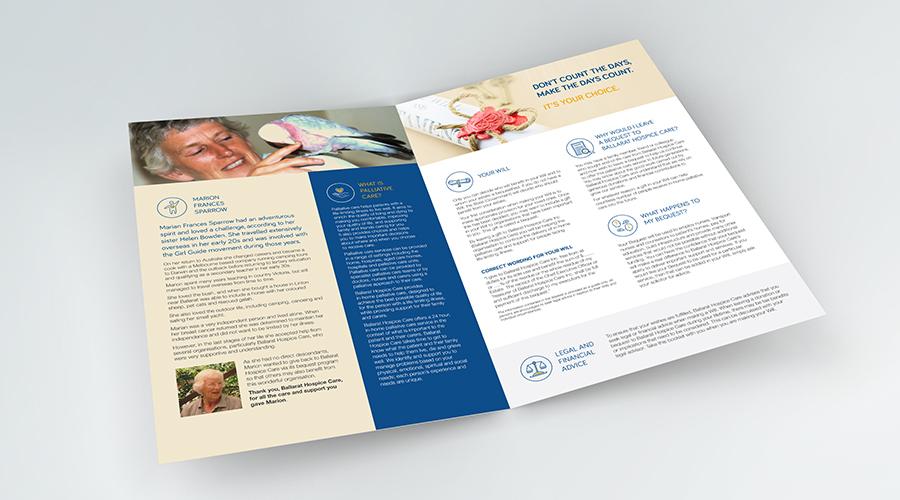 Ballarat Hospice Bequest Brochure