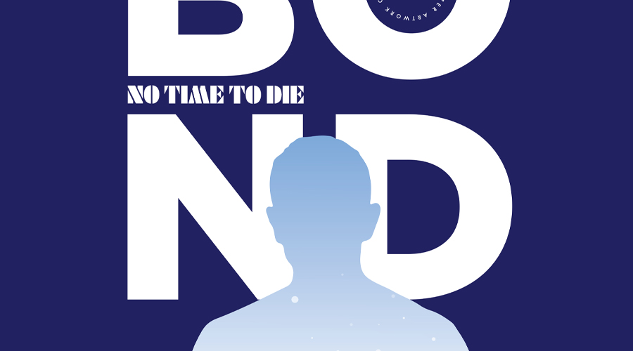 No Time To Die Movie Posters