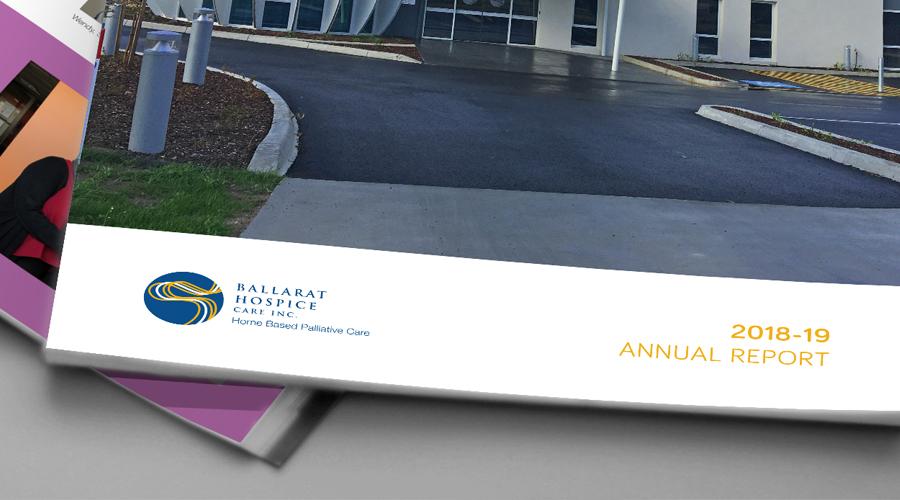 Ballarat Hospice 2019 Annual Report