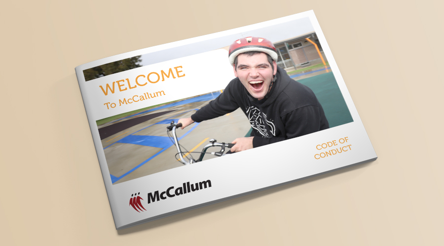 McCallum Code of Conduct Booklet